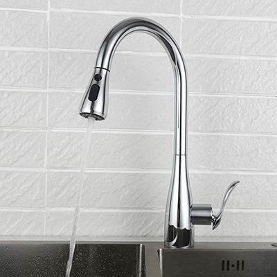 Pull-Down/Pull-Out Faucets