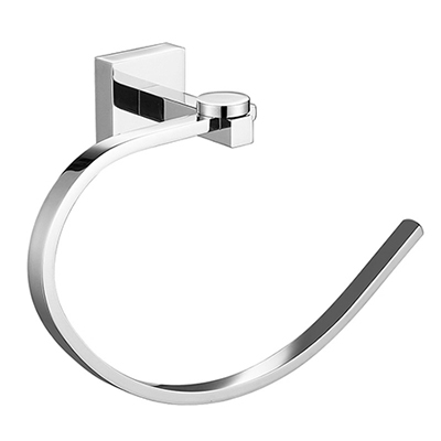 Novelty Wall Mount Stainless Steel Hand Towel Ring Holder SW-BTR002