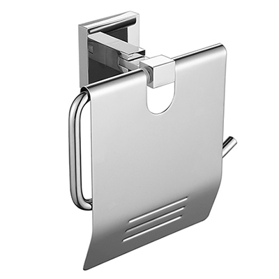 Classic Stainless Steel Toilet Paper Towel Holder In Chrome SW-PTH002